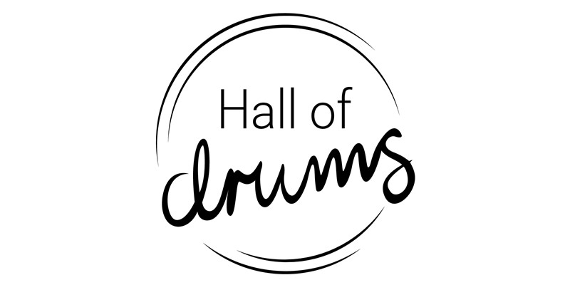 Logo Hall of Drums